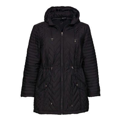 Damen-Jacke mit trendigem Stepp-Design, große Größen