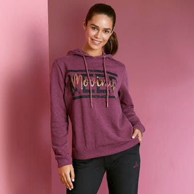 Damen-Sweatshirt in sportlichem Design