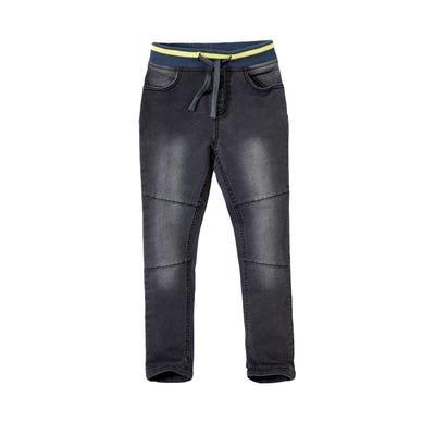 Jungen-Jeans mit praktischem Kordelzug