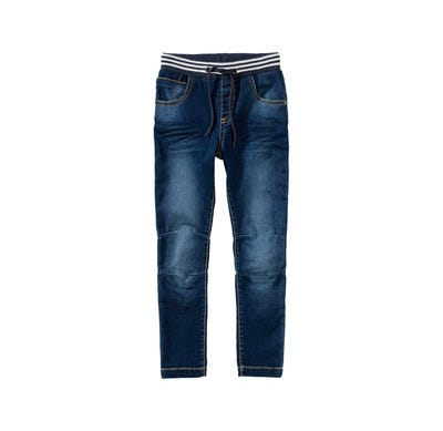 Jungen-Jogginghose in Jeans-Optik