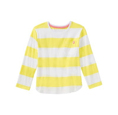 Mädchen-Shirt mit Brusttasche