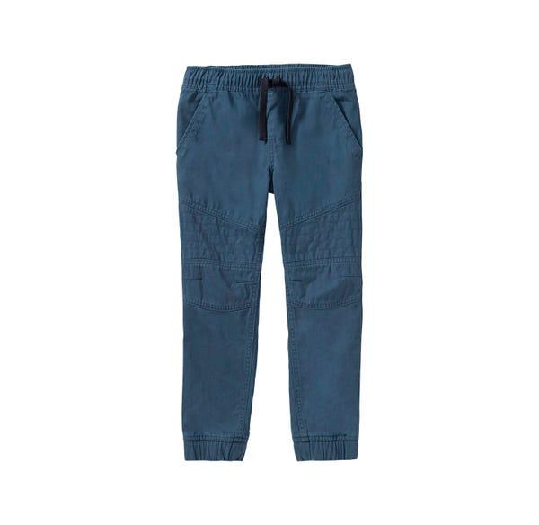 Jungen-Hose mit Einsatz am Knie