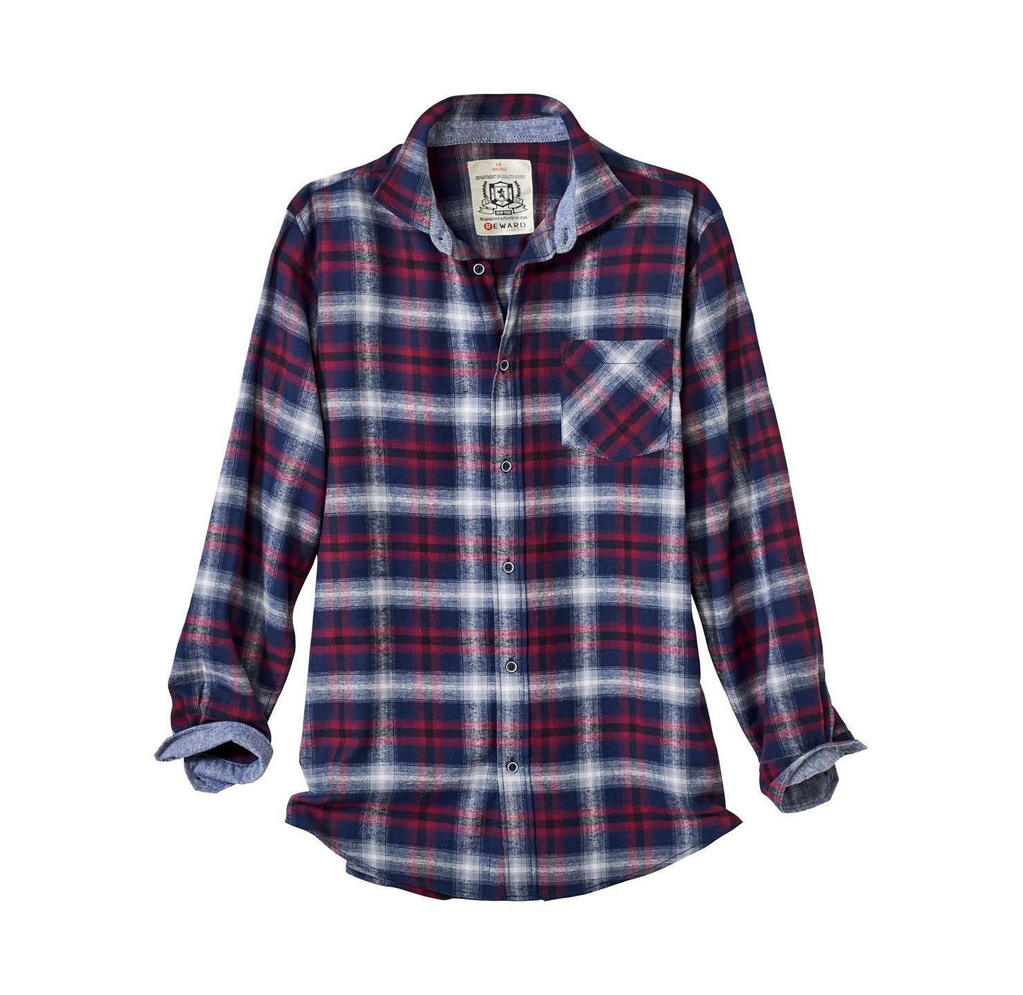 Flanellhemd In Herren Herren Verschiedenen Designs Flanellhemd In lKcJFT13