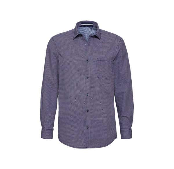 Herren-Hemd mit modischem Muster