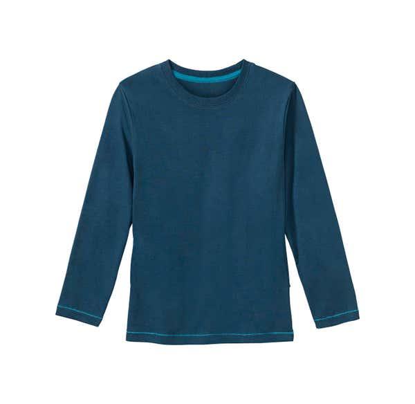 Jungen-Shirt mit coolem Rücken-Aufdruck