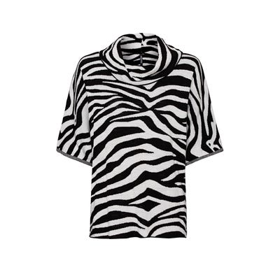 Damen-Pullover mit Jacquard-Muster