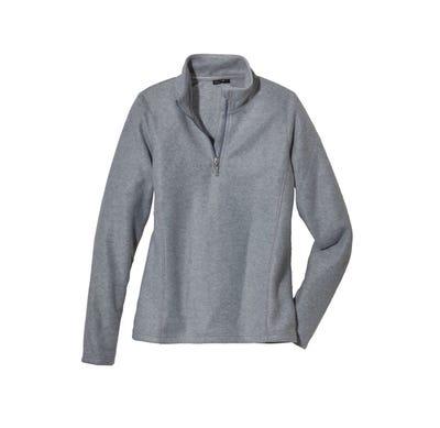 Damen-Sweatshirt aus Mikrofleece