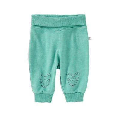 Baby-Jungen-Jogginghose mit Fuchs-Aufdruck