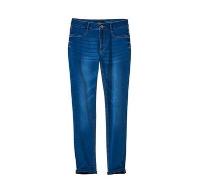 Damen-Jeans mit Wasch-Effekten
