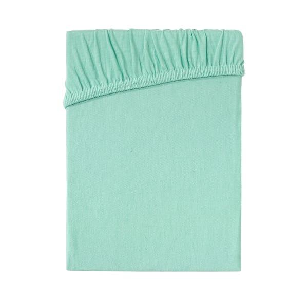 Jersey-Spannbetttuch, verschiedene Farben, ca. 140-160x200cm