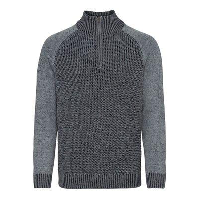 Herren-Pullover mit Raglan-Ärmeln