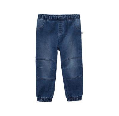 Baby-Jungen-Jogginghose im Jeans-Look