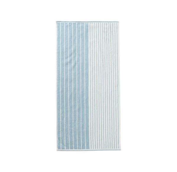Handtuch mit Streifenmuster, 50x100cm