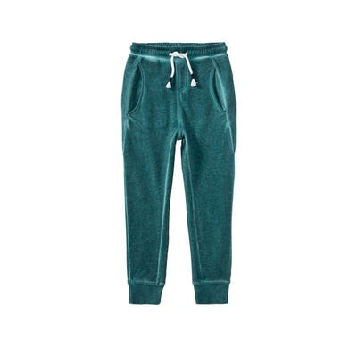 Jungen-Jogginghose in Oil-Washed-Optik