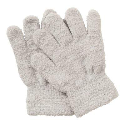 Mädchen-Handschuhe aus weichem Plüsch