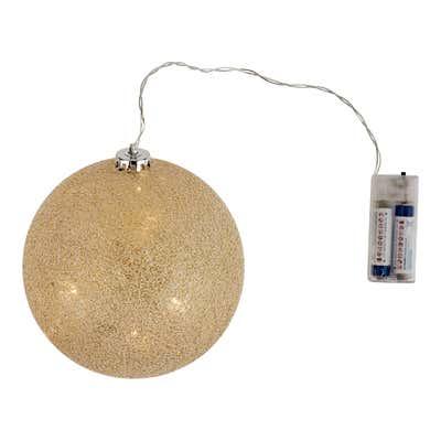 LED-Deko-Kugel, Ø ca. 15cm