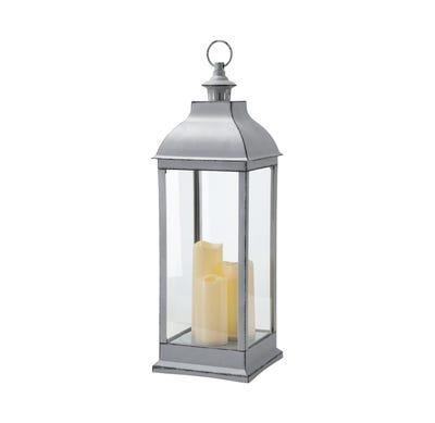 LED-Laterne in verschiedenen Ausführungen, ca. 24x24x71cm
