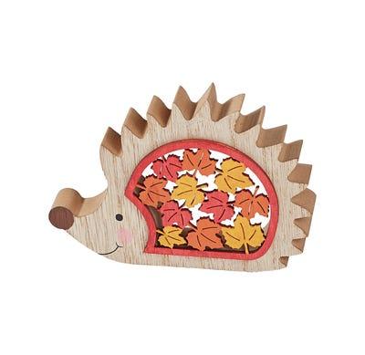 Herbstfigur aus Holz, verschiedene Designs
