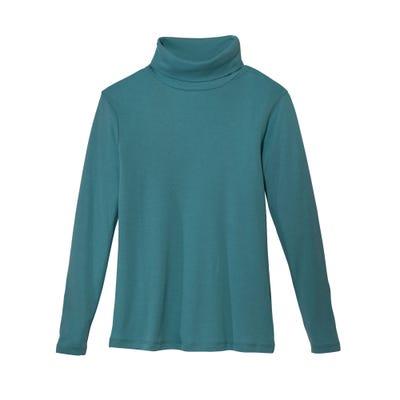 Damen-Shirt mit Rollkragen