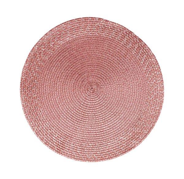 Platzset in toller Strick-Optik, Ø ca. 38cm