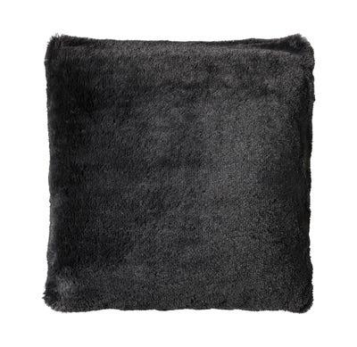 Kissenhülle mit flauschiger Oberfläche, ca. 40x40cm