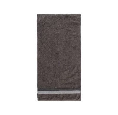 Handtuch mit eleganter Bordüre, 50x100cm