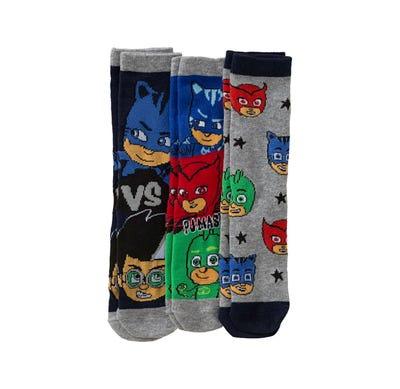 PJ-Masks Jungen-Socken, 3er Pack