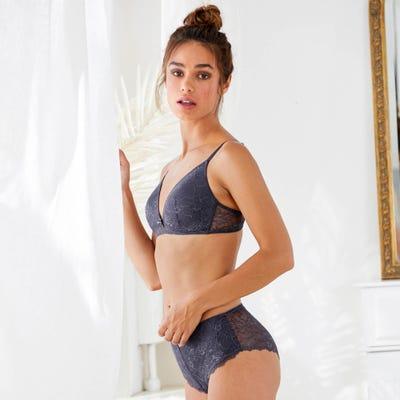 Damen-Panty aus Vollspitze
