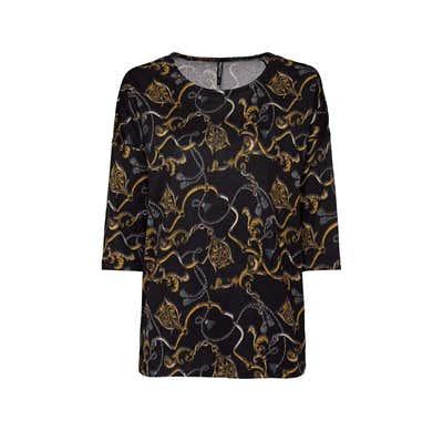 Damen-Sweatshirt mit überschnittener Schulter