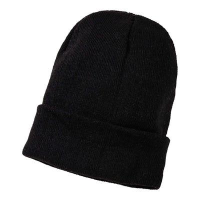 Herren-Mütze mit schickem Umschlag