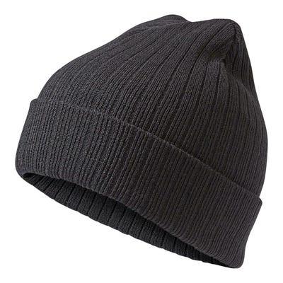 Herren-Mütze mit Umschlag am Saum
