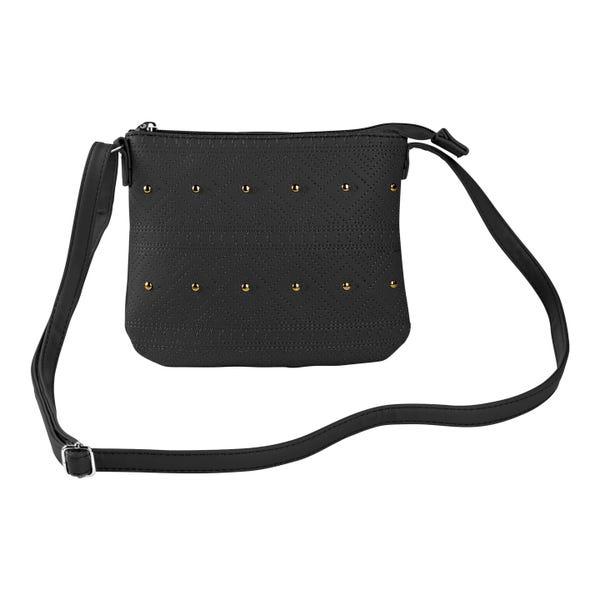 Damen-Handtasche mit Schmucknieten