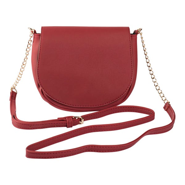 Damen-Handtasche in Leder-Optik