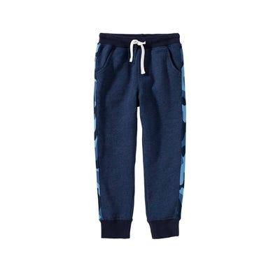 Jungen-Jogginghose mit Zierband