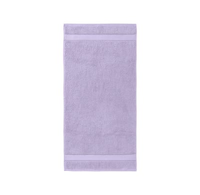Handtuch mit edler Bordüre, 50x100cm