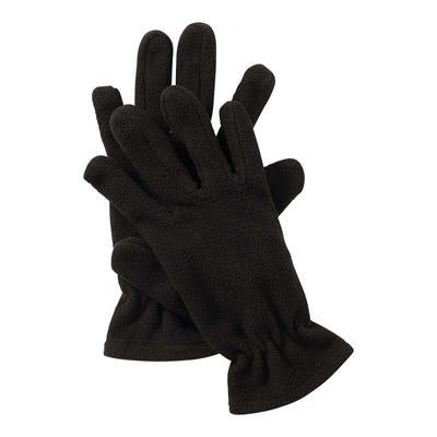 Damen-Fleece-Handschuhe mit Bündchen