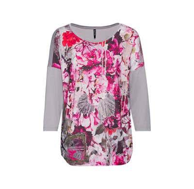 Damen-Shirt mit spannendem Design