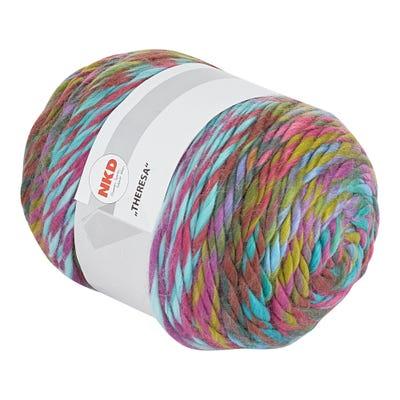 Handstrickgarn mit modischem Farbverlauf, 200g