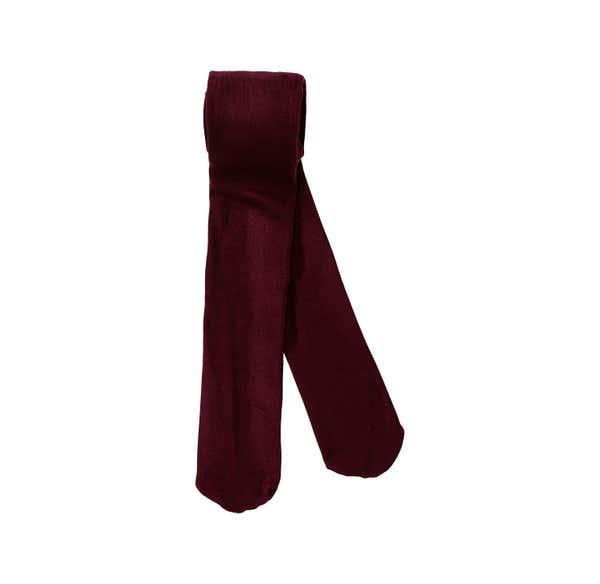 Damen-Strickstrumpfhose in modischen Herbstfarben