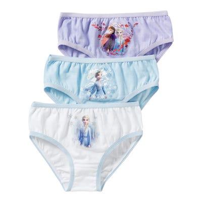 Frozen Mädchen-Slip, 3er Pack