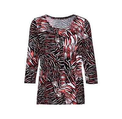 Damen-Shirt mit wundervollem Muster