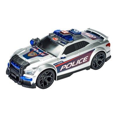 Dickie Feuerwehr- oder Polizeiauto mit Licht und Sound