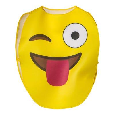 Smile-Kostüm mit verschiedenen Motiven