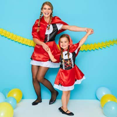 Märchenprinzessin-Kostüm mit Umhang für Erwachsene