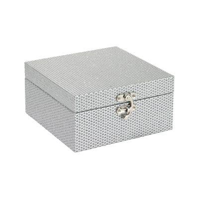 Box mit wunderschönem Glitter, ca. 16x11x5cm