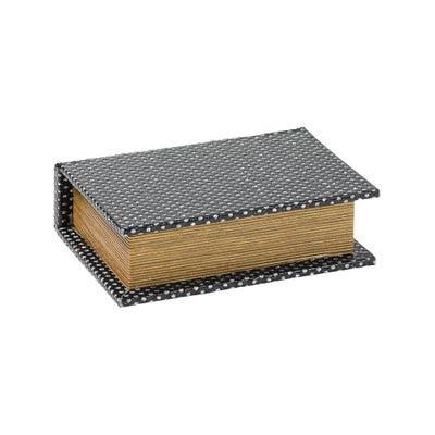 Box in Buchform, verschiedene Größen