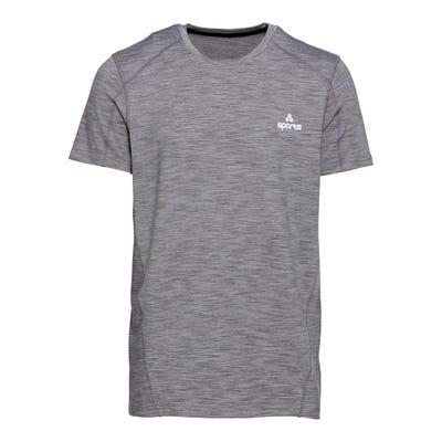 Herren-Fitness-T-Shirt mit schickem Logo