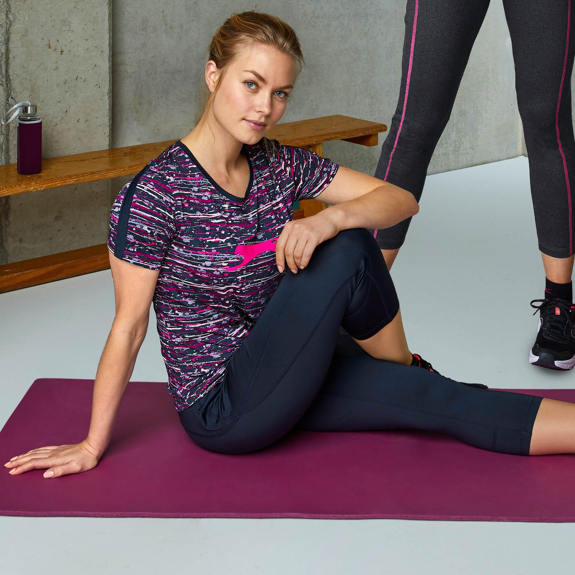 Damen WELLNESSHOSE Fitness Yoga Jogginghose Hose Sweathose Freizeit