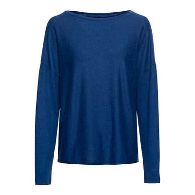 Damen-Sweatshirt mit Fledermaus-Ärmeln