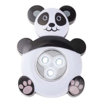LED-Push-Licht mit süßem Tier-Motiv